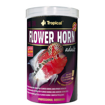 Ração Tropical Flower Horn Adult 380 Gr