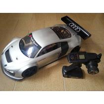 Automodelo Kyosho Inferno Gt2 Ve Audi R8 Elétrico Novo!!!