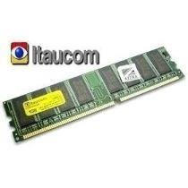 Memória Ram P/ Desktop Ddr Pc3200 512mb Itaucom Funcionando