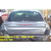 Radiador Oleo Sonata Gls Hyundai 99/00