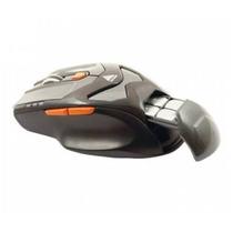 Mouse Óptico Gamer 2400 Dpi Usb 5 Botões Clone 06295