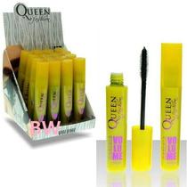 Caixa 16 Rímel Queen - Mascara Cilios Volume Atacado = Tango