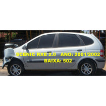 Coletor Escape Scenic Rxe Renault 01/02