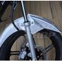 Adesivo Paralama Lat. Moto Honda Fan Titan 150 Partir D 2014