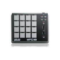 Controladora Dj Sampler Midi Usb Akai Mpd18 + Garantia + Nf!
