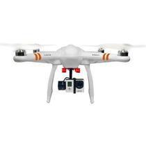 Drone Free-x Com Gimbal Para Gopro Hero3 E Hero3+ - Emania