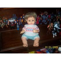 Boneca Antiga Manequinho 05 Da Estrela