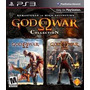 God Of War Collection Ps3 Mídia Física