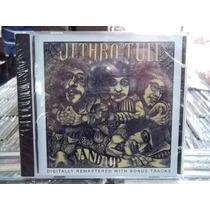 Jethro Tull Stand Up Remaster Bonus Cd Importado Lacrado