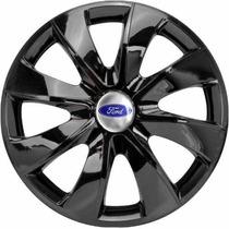 Calota Aro 13 Linha Prime Black Ford Ka Fiesta Escort
