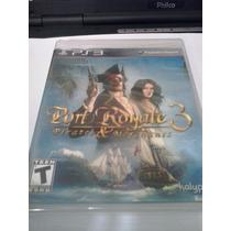 Port Royale 3: Pirates & Merchants - Jogo Playstation 3-novo