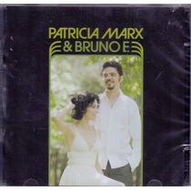 Cd+dvd Patricia Marx E Bruno E. - Dança Das Flores - Novo***