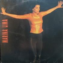 Lp Marina Lima - Vinil Raro