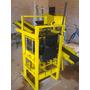 Máquina De Bloco De Concreto Eco Mac: Jogo De Parafusos