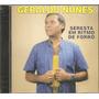 Cd Geraldo Nunes - Seresta Em Ritmo De Forro