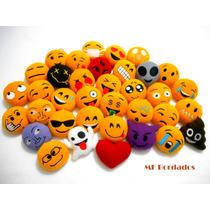Kit 15 Chaveiros Emoji Emoticons Whatsapp - Atacado Revenda