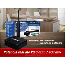 Roteador Wireless 2.4ghz Aquário Apr-2408 150mbps 5dbi