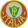 Patch Bordado Escudo Palestra Italia Palmeiras 8,5cm Tmr13