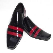 Sapato Social Maculino Exclusivo Frete Gratis Dhl Calçados
