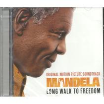 Cd Mandela - Long Walk To Freedom -vários