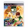 Jogo Ben 10 Omniverse 2 Playstation 3 Ps3 Play 3 Novo