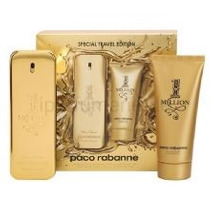 Perfume Masculino 1 One Million Paco Rabanne 100ml+gel 100ml
