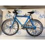 Miniatura Retro Vintage Bicicleta Mountain Bike Mb 1/10