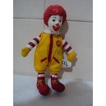 Boneco Antigo Ronald Do Mc Donald
