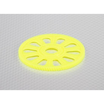 Helical 121t Main Gear For 450 Size Helicopter - Yellow