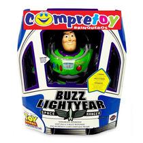 Boneco Buzz Lightyear Que Fala - Toy Story Interativo Toyng