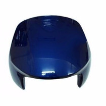 Bico Frontal Carenagem Honda Biz 100 2001 Azul Metálico Melc