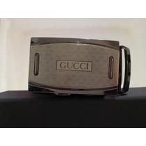 Cinto Masculino Gucci Preto