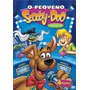 Dvd O Pequeno Scooby-doo Vol. 2 (semi Novo)