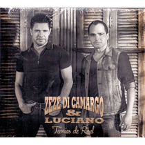 Cd Zezé Di Camargo & Luciano - Teorias De Raul - Novo***