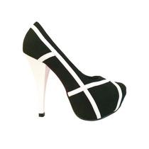 Scarpin Salto Alto. Sapato Lindo! Muito Confortável. Show!
