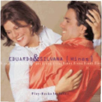 Cd Gospel Evangélico Eduardo & Silvana - Hinos + Play-backs