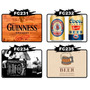 Placas Decorativas Antigas Vintage Retro Cerveja 15 X 20 Cm