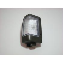 Lanterna Dianteira Aro Cinza Nissan D21 Pick-up Até 97 Le