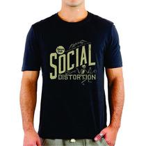 Camiseta Social Distortion