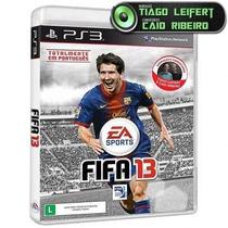 Fifa 13 Ps3 Original Português Tiago Leifert Futebol Lacrado