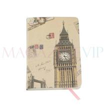 Caderno Capa Dura Brochura Pequeno 110 Folhas 10x14 Londres