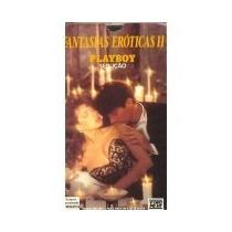 Vhs Fantasias Eróticas 2 Playboy Sedução Original