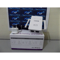 Repetidor E Roteador 1200mbps 2antenas Amplificador Wireless