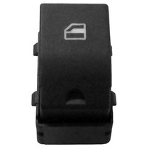 Botão Interruptor Vidro Elétrico Fox Gol Simples 2 Estágios