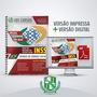 Apostila Inss Impressa Para Técnico Do Seguro Social