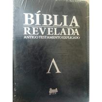Bíblia Revelada Alpha - At - Di Nelson Vs X Vs Frete Grátis