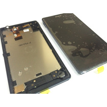 Tela Touch Display Lcd Sony Xperia Zq Hd C6502 C6503 Origina