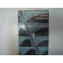 Livro - Comunicação Em Prosa Moderna - Othon M. Garcia - 8ª