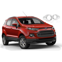 Aplique Aro Cromado Farol De Milha Nova Ford Ecosport 2013