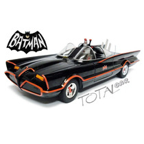 Batmovel 1966 Tv Series Batmobile Batman 1:18 Hot Wheels